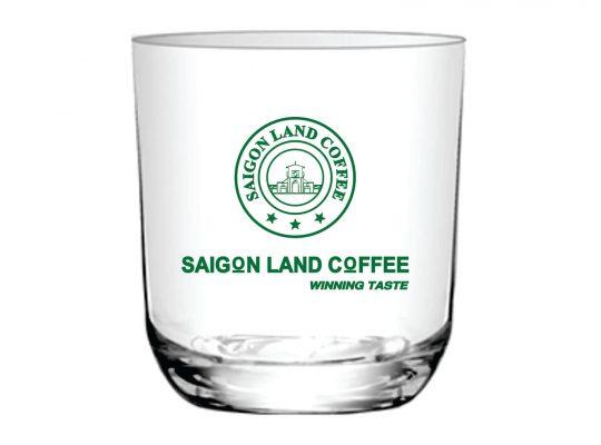 Ly Lùn Có Ngấn Thủy Tinh Union Glass UG-388