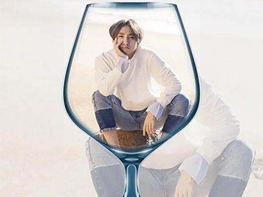 Ghép ảnh vào ly thủy tinh ở đâu thì đẹp?